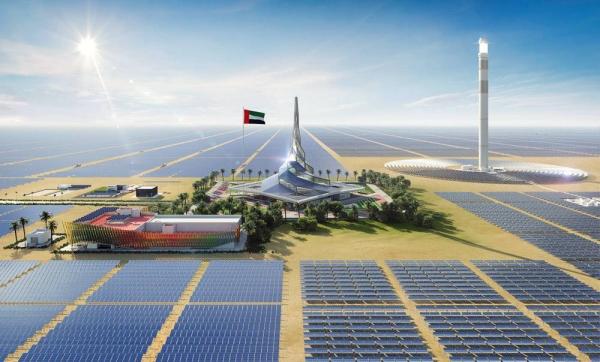 The Mohammed Bin Rashid Al Maktoum Solar Park hosts Dubai International Baja 2021.
