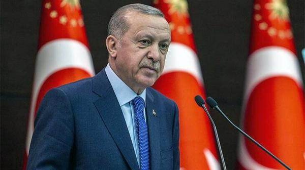 Turkey's ambitious President Recep Tayyip Erdogan.