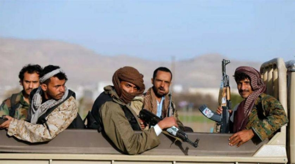 The United States on Tuesday imposed sanctions on two commanders of the Iran-backed Houthi militia based in Yemen.