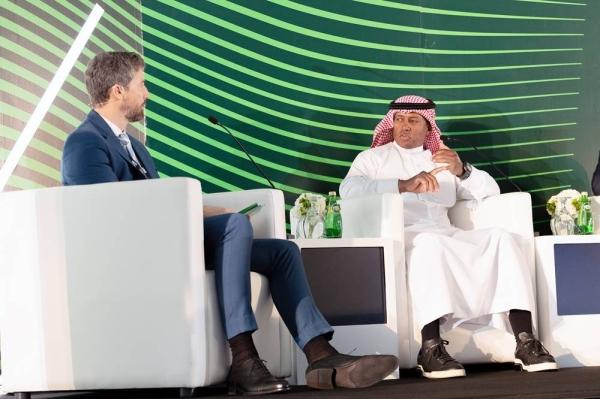 Robbie Greenfield & Majed Al Sorour