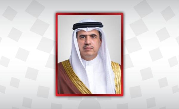 Bahrain's Information Minister Ali Bin Mohammed Al Romaihi