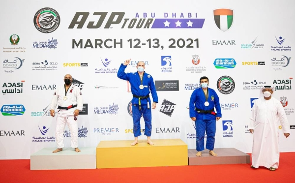Abu Dhabi demonstrates its ability to host major sporting events safely with 500 athletes from 30 countries face off at Abu Dhabi International Pro