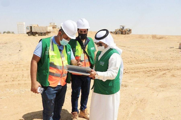 The SDRPY started the first phase of King Salman Medical and Educational City project in Al-Mahra Governorate, Yemen, on an area of one million square meters.