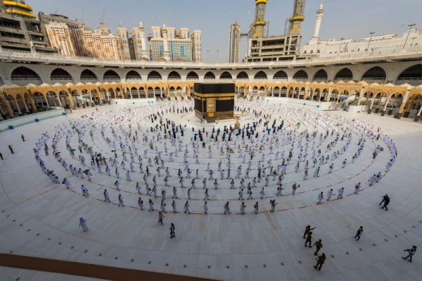 Permits for Umrah and visit to Two Holy Mosquesto be given to those who received coronavirus jab
