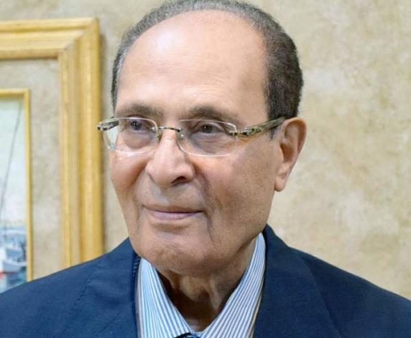 Prof. Mahmoud Abu-Zeid - president of the Arab Water Council