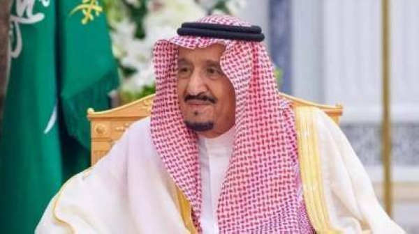 King Salman receives phone call from Iraqi president