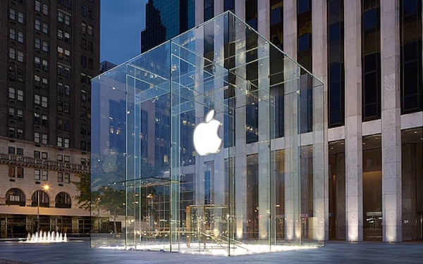 Apple made good on its