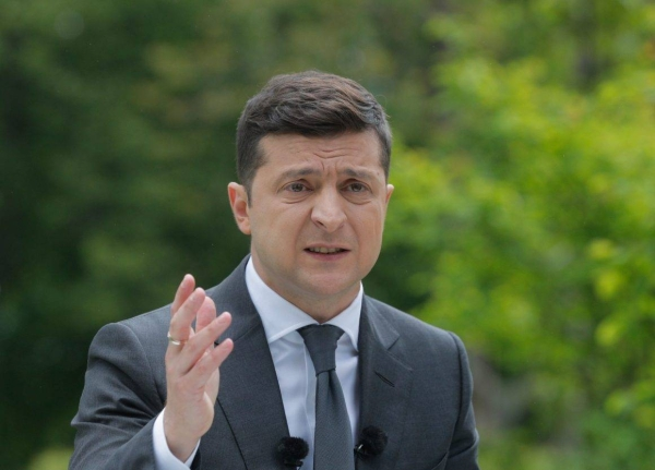 Ukrainian President Volodymyr Zelensky has invited his Russian counterpart Vladimir Putin to meet in eastern Ukraine, where long-simmering tensions have resurged in recent weeks. — Courtesy file photo