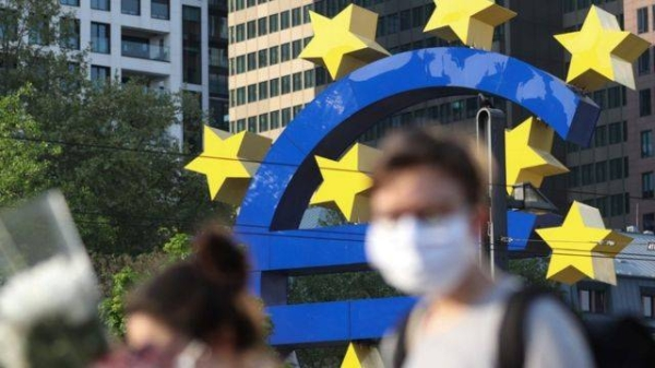 Europe's economy officially entered a double-dip recession in the first three months of the year, as it struggled with a surge in COVID-19 cases and a slow vaccine rollout. — Courtesy file photo