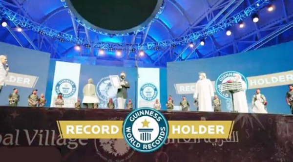 Global Village, the UAE and wider region's leading multicultural family destination for culture, shopping, and entertainment, concluded its Silver Jubilee Season in spectacular fashion Sunday night.