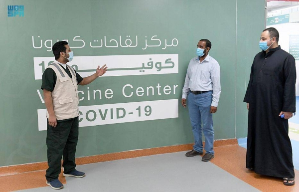 Active cases top 10,000 as KSA continues toreport over 1,200 new COVID-19 infections