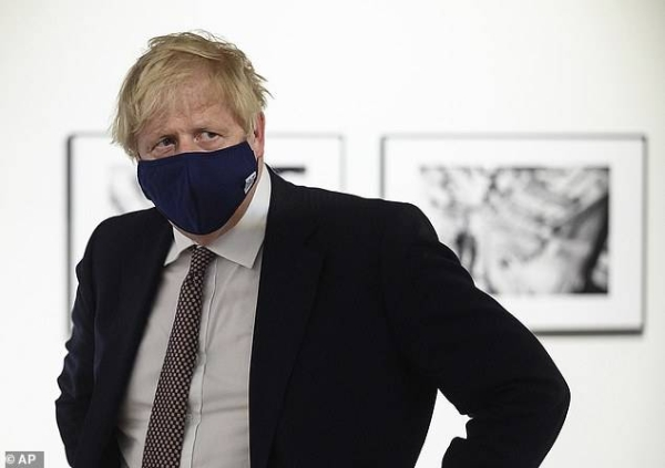 The United Kingdomwill donate 100 million surplus coronavirus vaccine doses to the world within the next year, Prime Minister Boris Johnson announced early Friday. — Courtesy photo