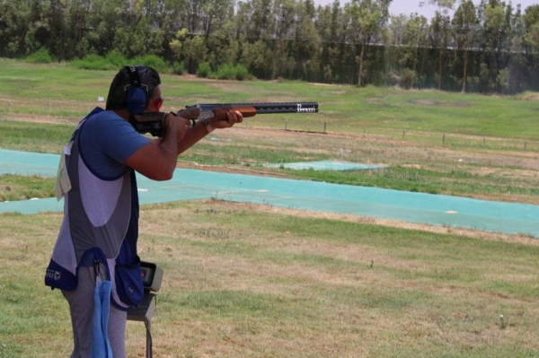 Saudi national team wins gold, silver medals in Arab Shooting Championship