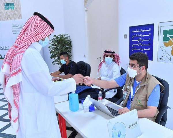Coronavirus active cases fall in Saudi Arabia as recoveries continue to outpace new infections