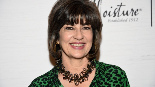 CNN's chief international anchor Christiane Amanpour told viewers on Monday that she has been diagnosed with ovarian cancer. — Courtesy file photo