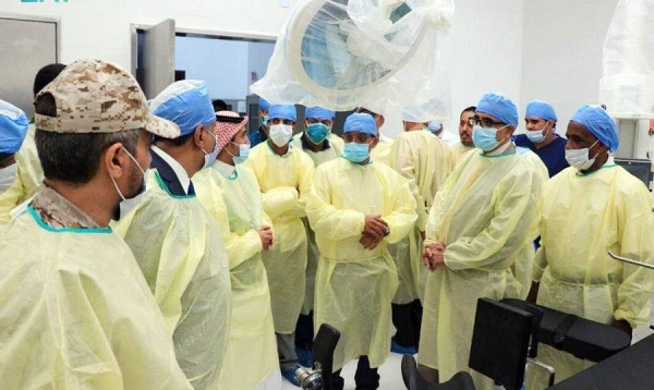 SDRPY inaugurated on Monday the Operations and Intensive Care Center in Al-Mahra Governorate, Yemen.