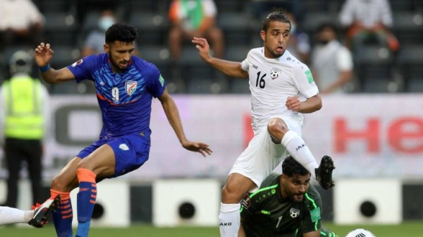 India played to a 1-1 draw with Afghanistan on Tuesday to finish third in Group E of the Asian Qualifiers for the FIFA World Cup Qatar 2022 and AFC Asian Cup China 2023. — Courtesy photo
