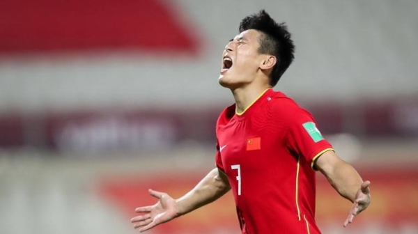 Second-half goals from Wu Lei and Zhang Yuning earned China a 3-1 victory over Group A winners Syria as Li Tie's side confirmed their progress to the final round of the FIFA World Cup Qatar 2022 Qualifiers as one of the best runners-up on Tuesday. — Courtesy photo