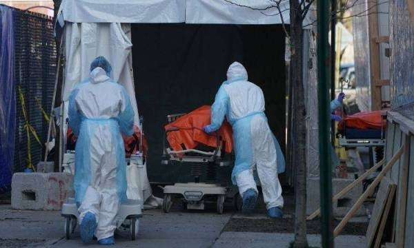 The United States reached another sobering milestone in the COVID-19 pandemic, with 600,000 lives lost to the disease as of Tuesday, according to Johns Hopkins University data. — Courtesy file photo