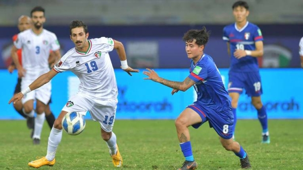 Kuwait ended their Asian Qualifiers for the FIFA World Cup Qatar 2022 and AFC Asian Cup China 2023 campaign with a 2-1 win over Chinese Taipei but it was a victory with no joy. — Courtesy photo