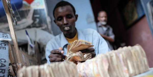 Money exchanger services are vital for families who rely on money sent from relatives and friends abroad in the form of remittances. — courtesy UN Photo/Stuart Price