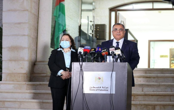 The Palestinian government said on Friday it has canceled an agreement under which Israel was to give it at least one million doses of coronavirus vaccines. — Courtesy photo