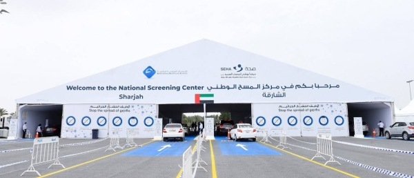 New COVID-19 cases in the United Arab Emirates dropped below the 2,000-mark on Tuesday, with 1,988 new infections recorded over the past 24 hours. — WAM file photo
