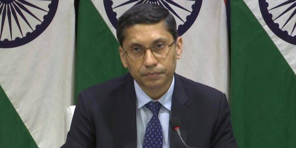 Arindam Bagchi, the spokesperson of the Ministry of External Affairs, said at a media briefing on Thursday. — Courtesy file photo