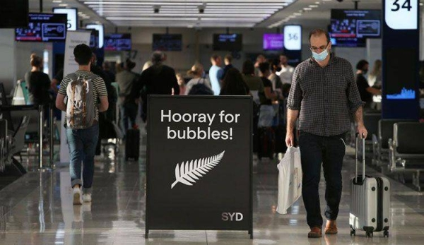 From 11:59 p.m. Friday (7:59 a.m. EST), Australians are no longer able to enter New Zealand quarantine-free for at least the next eight weeks. — Courtesy file photo