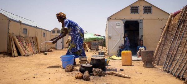 Some 11,000 refugees live in the Goudoubo Refugee Camp in Burkina Faso. — Courtesy file photo