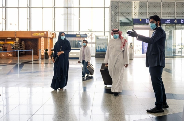Saudi Arabia on Wednesday banned citizens from traveling to Indonesia directly or indirectly over coronavirus concerns.