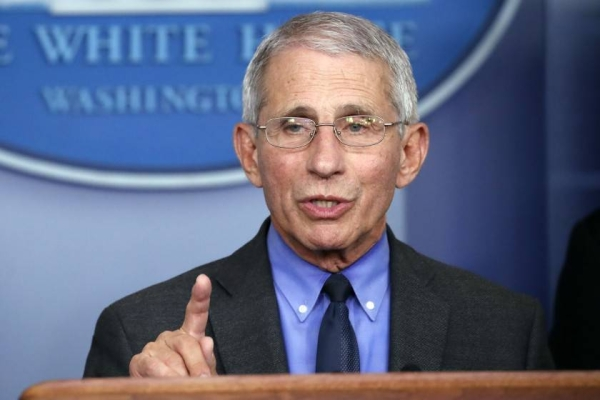 President Joe Biden's top medical adviserDr. Anthony Fauci said on Sunday that the United States is