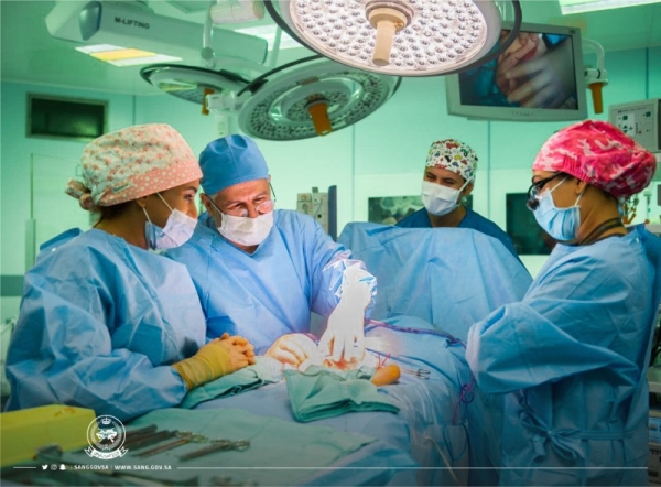 Surgery to separate girl from parasitic twin successful, says Al-Rabeeah