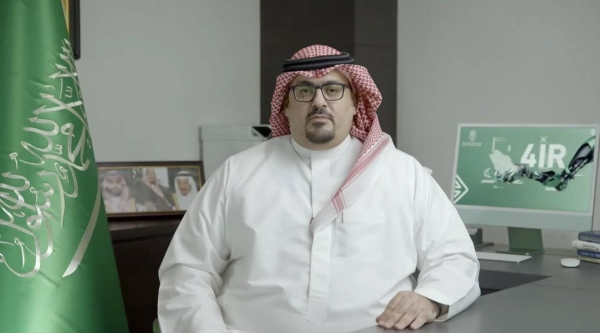 Minister of Economy and Planning Faisal Al-Ibrahim.
