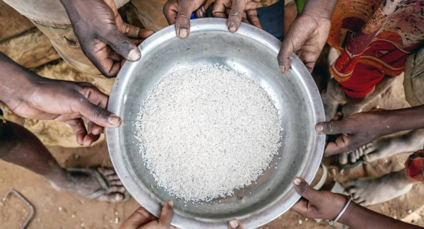 Drought-stricken Madagascar has been identified as a 'hunger hotspot'. — courtesy UNICEF/Safidy Andriananten