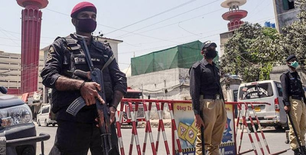 Pakistani authorities have imposed a lockdown in the southern Sindh province, including the commercial hub of Karachi and other urban centers, amid an alarming increase in COVID-19 cases.