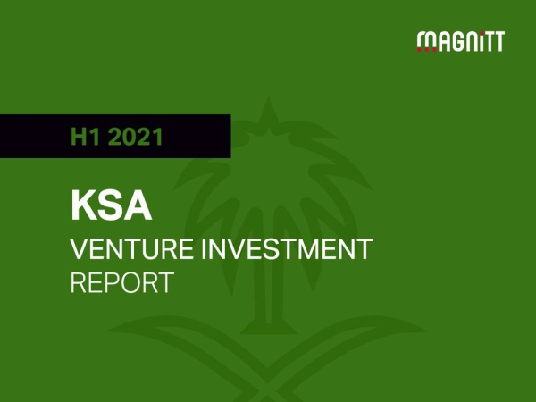 The first half of 2021 saw a record-setting volume of investment in Saudi startups that reached SR630 million, signaling a growth of 65% compared with the same period last year, according to MAGNiTT Venture Capital (VC) Investment Report.