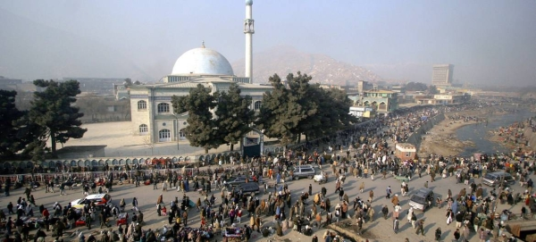 The Pul-e-Kheshti Mosque in Kabul, Afghanistan. — File photo