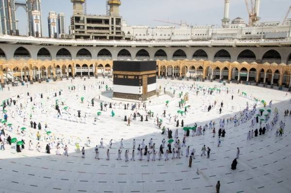 The General Directorate of Passports has completed taking all necessary human and technical preparations to receive and provide necessary services to pilgrims arriving in the Kingdom from abroad.