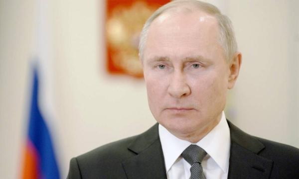 Russian President Vladimir Putin in this file photo.