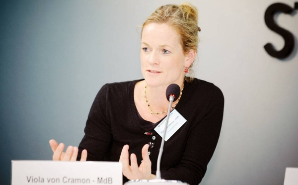 Ms. Viola Von Cramon-Taubadel, member of the European Parliament from Germany, has been appointed chief observer of this EU Electoral Observation Mission.