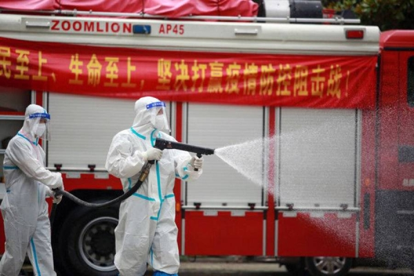 China has largely relied on vaccines from private Chinese vaccine maker Sinovac and state-owned pharmaceutical firm Sinopharm for its campaign.