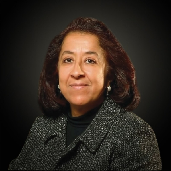 Prominent Saudi business leader and senior executive Lubna Olayan