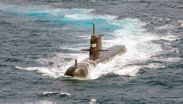 Security pact AUKUS could enhance Australia's submarine fleet in Indo-China.