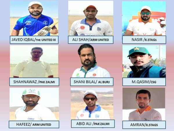 Al Burj, Chinar, CSG, Kashmir Stags, ARM, Pak Zalmi record big wins in Kanoo League