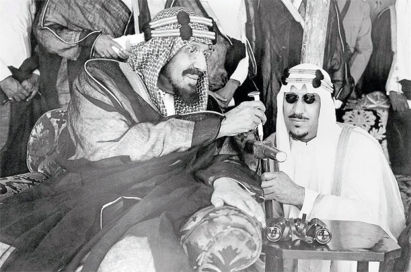 On Oct. 20, 1951, the route was inaugurated in Riyadh in an official ceremony that was attended by the late King Abdulaziz and the late King Saud Bin Abdulaziz along with a big number of officials.
