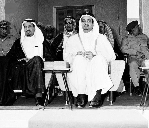 King Abdulaziz Bin Abdulrahman Al Saud ... driving the Kingdom of Saudi Arabia to prosperity