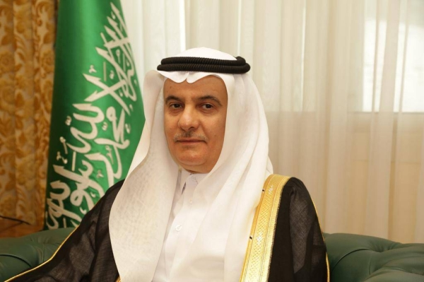 Minister of Environment, Water and Agriculture Eng. Abdulrahman Al-Fadhli