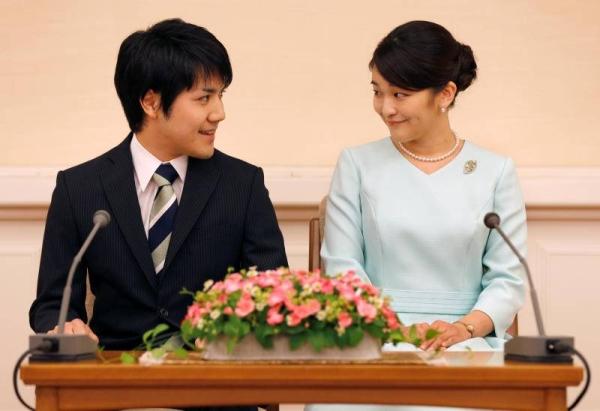 Japan's Princess Mako postpones marriage to Kei Komuro. — Courtesy photo